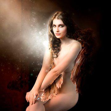 Een engel van Uwe Frischmuth