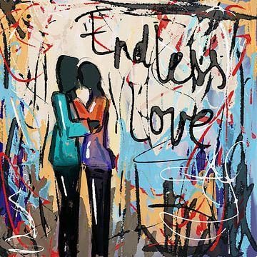 Endlose Liebe von Jolanda Janzen-Dekker
