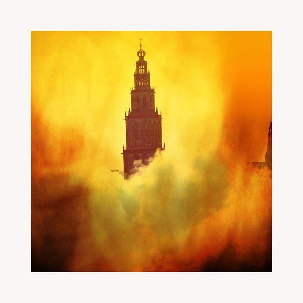 Martinitoren  van Pim Feijen