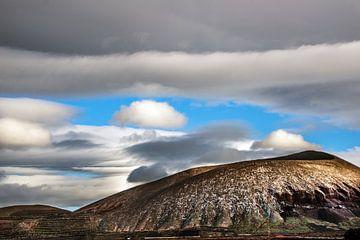 Lanzarote vulkaan von Harrie Muis