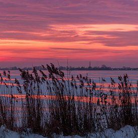 Tjeukemeer panorama van Robin Pics (verliefd op Utrecht)