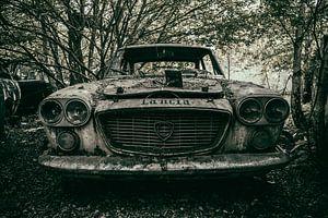 Abandoned Lancia