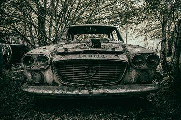 Abandoned Lancia van Mandy Winters