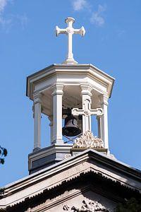 Klokkentoren Kapel Oud-katholieke begraafplaats, Schiedam van