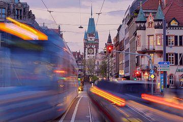 Lichtspuren Freiburg