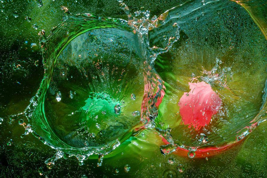 Splash VII van Richard Marks
