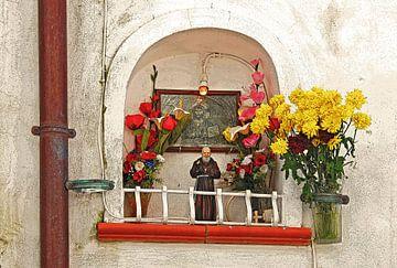 Home altar van Leopold Brix