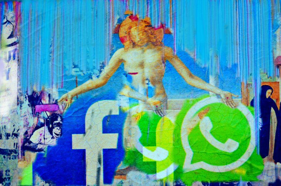 New Religion Pop Art PUR von Felix von Altersheim