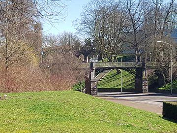 Voerweg in Nijmegen van Jeroen Schuijffel