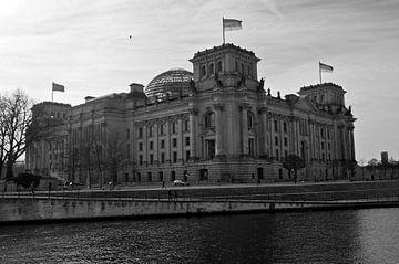 Deutscher Reichstag in Berlin von Silva Wischeropp