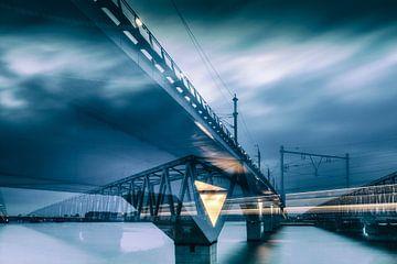 moerdijkbruggen  dynamiek van