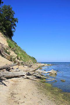 Göhrens Naturstrand von Ostsee Bilder