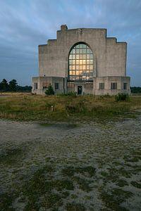 Zendstation Radio Kootwijk van Marga Vroom
