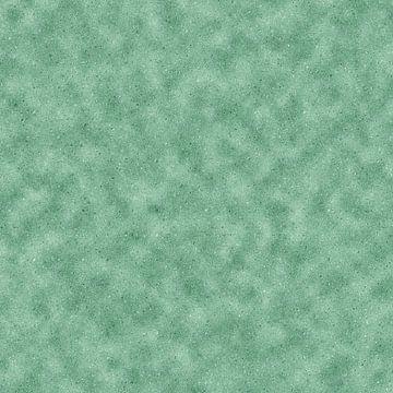 Groen gespikkeld patroon van Nicole