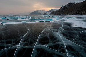Black ice van Marleen Baas