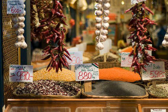 Markt in Boedapest