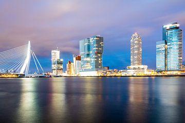 Kleurrijk Rotterdam van Diana Kievit