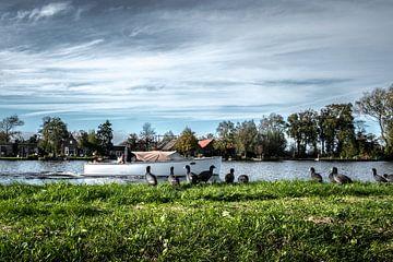 Nederlands landschap von Norbert Vaessen