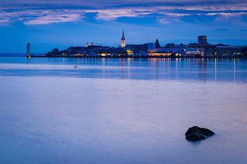 Abend in Friedrichshafen