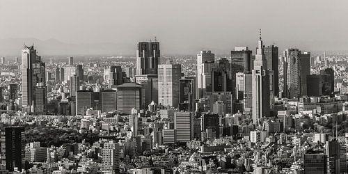 TOKYO 16 van Tom Uhlenberg