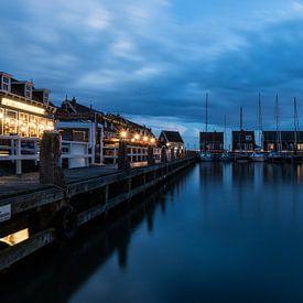 Avondschemering Marken van Barend de Ronde