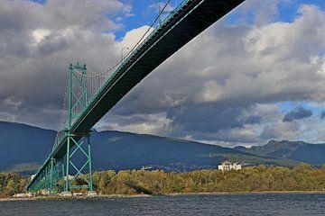 vancouver bridge van eddy Peelman