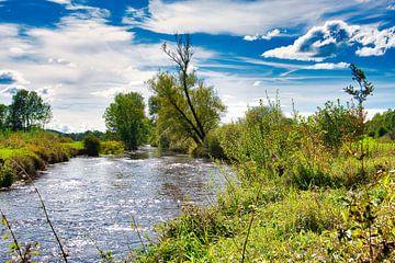 Fluss in Bayern