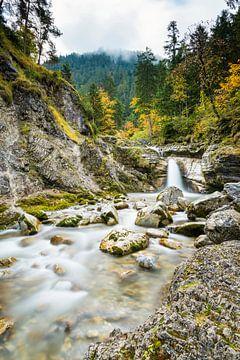 Koeienvluchtwatervallen, Werdenfelser Land van Walter G. Allgöwer