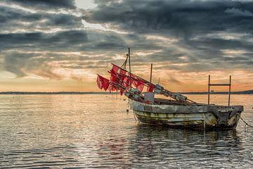 Fishing boat van