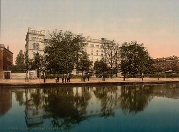 Ziekenhuis, Rotterdam sur Vintage Afbeeldingen