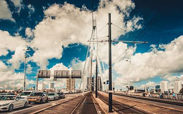 Erasmusbrug Rotterdam van Niels Hemmeryckx
