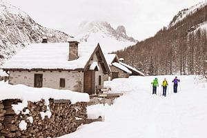 Sneeuwschoenwandelen Val Berard