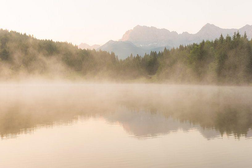 Lake Geroldsee van Martin Wasilewski