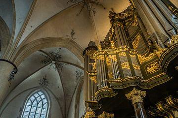 Orgel Martinikerk Groningen von Gerrit Veldman
