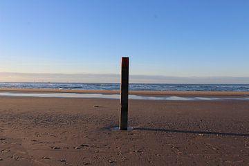 Strandpaal 20 Texel von Kevin Ruhe