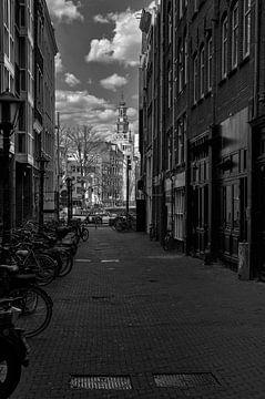 Paardenstraat Amsterdam van Peter Bartelings Photography
