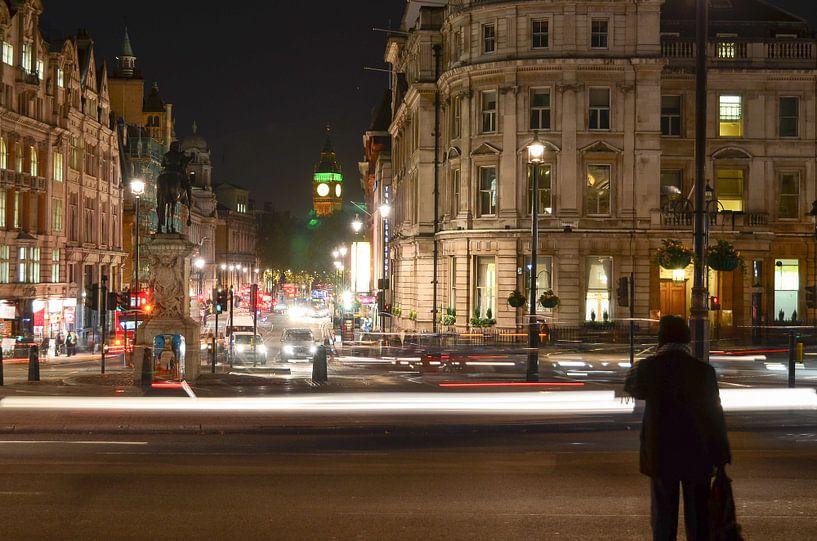 Trafalger Square London van Jaco Verheul