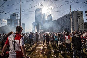 Feyenoord Kampioen  von Ellen de Monchy