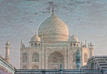 Taj Mahal van