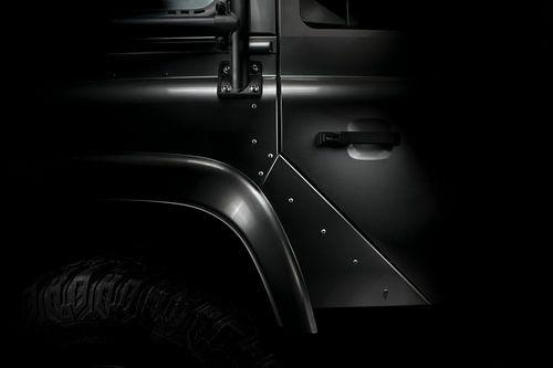 Land Rover Defender von Thomas Boudewijn