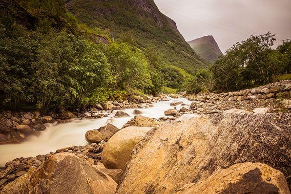 Rocky River 5 van Bart Berendsen