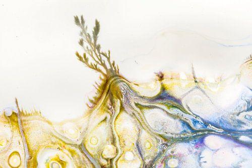 Acryl kunst 2010 van