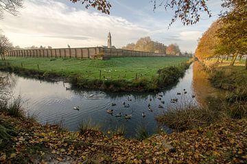 Abbaye sur Pieter van der Zweep