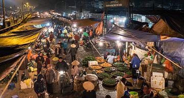 Vietnam Market van Bert Hunink
