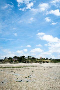 De stranden van Granville van