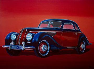 EMW BMW 1951 Lackierung