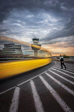 Aéroport de Berlin Tegel sur Iman Azizi