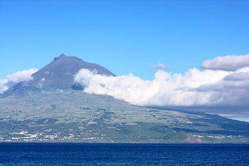 Pico Vulkan Azoren von Jan Brons