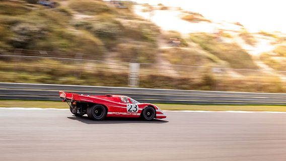 Le Mans Porsche 917K. van Arjen Schippers