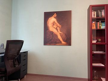 Kundenfoto: Mannelijk naakt, Manuel Ignacio Vázquez